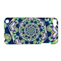 Power Spiral Polygon Blue Green White Apple iPod Touch 5 Hardshell Case View1