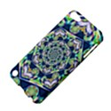 Power Spiral Polygon Blue Green White Apple iPod Touch 5 Hardshell Case View4