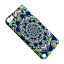 Power Spiral Polygon Blue Green White Apple iPod Touch 5 Hardshell Case View5