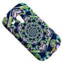 Power Spiral Polygon Blue Green White Samsung Galaxy S3 MINI I8190 Hardshell Case View5