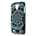 Power Spiral Polygon Blue Green White Galaxy S4 Active View3
