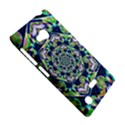 Power Spiral Polygon Blue Green White Nokia Lumia 720 View5