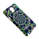 Power Spiral Polygon Blue Green White Samsung Galaxy Note 3 N9005 Hardshell Case View5