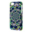 Power Spiral Polygon Blue Green White Apple iPhone 5C Hardshell Case View3