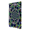 Power Spiral Polygon Blue Green White iPad Air Hardshell Cases View3