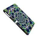 Power Spiral Polygon Blue Green White Samsung Galaxy Tab Pro 10.1 Hardshell Case View4