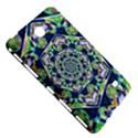 Power Spiral Polygon Blue Green White Samsung Galaxy Tab 4 (8 ) Hardshell Case  View5