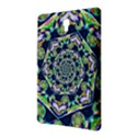 Power Spiral Polygon Blue Green White Samsung Galaxy Tab S (8.4 ) Hardshell Case  View2