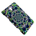 Power Spiral Polygon Blue Green White Samsung Galaxy Tab S (8.4 ) Hardshell Case  View5