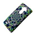 Power Spiral Polygon Blue Green White LG G4 Hardshell Case View4