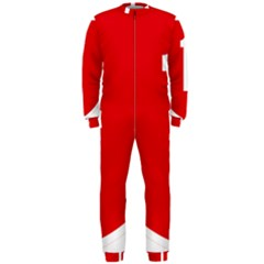 New Zealand State Highway 1 Onepiece Jumpsuit (men)  by abbeyz71