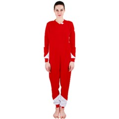 New Zealand State Highway 1 Onepiece Jumpsuit (ladies)  by abbeyz71