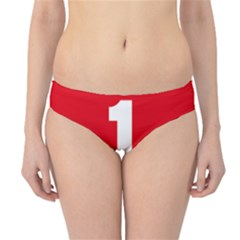 New Zealand State Highway 1 Hipster Bikini Bottoms