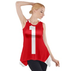New Zealand State Highway 1 Side Drop Tank Tunic