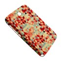 Modern Hipster Triangle Pattern Red Blue Beige Samsung Galaxy Note 8.0 N5100 Hardshell Case  View5