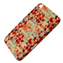 Modern Hipster Triangle Pattern Red Blue Beige Samsung Galaxy Tab 3 (8 ) T3100 Hardshell Case  View4