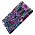 Sly Dog Modern Grunge Style Blue Pink Violet Apple iPad 3/4 Hardshell Case View4