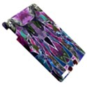 Sly Dog Modern Grunge Style Blue Pink Violet Apple iPad 3/4 Hardshell Case View5