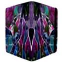 Sly Dog Modern Grunge Style Blue Pink Violet Apple iPad 2 Flip Case View4