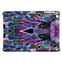 Sly Dog Modern Grunge Style Blue Pink Violet Apple iPad Mini Hardshell Case View1