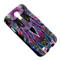 Sly Dog Modern Grunge Style Blue Pink Violet Samsung Galaxy S4 I9500/I9505 Hardshell Case View5