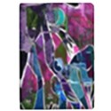 Sly Dog Modern Grunge Style Blue Pink Violet iPad Mini 2 Flip Cases View1