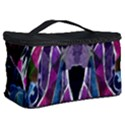 Sly Dog Modern Grunge Style Blue Pink Violet Cosmetic Storage Case View2