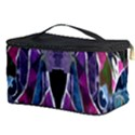 Sly Dog Modern Grunge Style Blue Pink Violet Cosmetic Storage Case View3