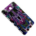 Sly Dog Modern Grunge Style Blue Pink Violet Samsung Galaxy Tab 4 (8 ) Hardshell Case  View5
