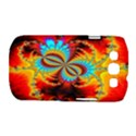 Crazy Mandelbrot Fractal Red Yellow Turquoise Samsung Galaxy S III Classic Hardshell Case (PC+Silicone) View1