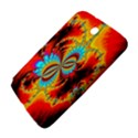 Crazy Mandelbrot Fractal Red Yellow Turquoise Samsung Galaxy Note 8.0 N5100 Hardshell Case  View4