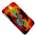 Crazy Mandelbrot Fractal Red Yellow Turquoise Samsung Galaxy Tab 3 (7 ) P3200 Hardshell Case  View5
