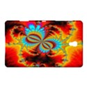 Crazy Mandelbrot Fractal Red Yellow Turquoise Samsung Galaxy Tab S (8.4 ) Hardshell Case  View1
