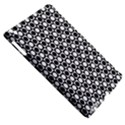 Modern Dots In Squares Mosaic Black White Apple iPad 3/4 Hardshell Case (Compatible with Smart Cover) View5