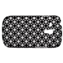 Modern Dots In Squares Mosaic Black White Samsung Galaxy S3 MINI I8190 Hardshell Case View1
