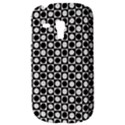 Modern Dots In Squares Mosaic Black White Samsung Galaxy S3 MINI I8190 Hardshell Case View3