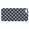 Modern Dots In Squares Mosaic Black White Apple iPhone 5 Premium Hardshell Case View1