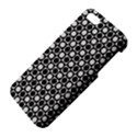 Modern Dots In Squares Mosaic Black White Apple iPhone 5 Premium Hardshell Case View4