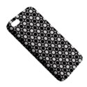 Modern Dots In Squares Mosaic Black White Apple iPhone 5 Premium Hardshell Case View5