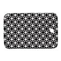 Modern Dots In Squares Mosaic Black White Samsung Galaxy Note 8.0 N5100 Hardshell Case  View1
