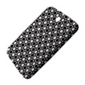 Modern Dots In Squares Mosaic Black White Samsung Galaxy Note 8.0 N5100 Hardshell Case  View4