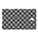 Modern Dots In Squares Mosaic Black White Samsung Galaxy Tab S (8.4 ) Hardshell Case  View1