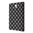 Modern Dots In Squares Mosaic Black White Samsung Galaxy Tab S (8.4 ) Hardshell Case  View2