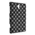 Modern Dots In Squares Mosaic Black White Samsung Galaxy Tab S (8.4 ) Hardshell Case  View3