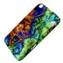 Abstract Fractal Batik Art Green Blue Brown Samsung Galaxy Tab 3 (8 ) T3100 Hardshell Case  View4