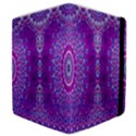 India Ornaments Mandala Pillar Blue Violet Samsung Galaxy Tab 10.1  P7500 Flip Case View4