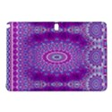 India Ornaments Mandala Pillar Blue Violet Samsung Galaxy Tab Pro 12.2 Hardshell Case View1