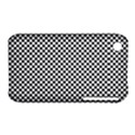 Sports Racing Chess Squares Black White Apple iPhone 3G/3GS Hardshell Case (PC+Silicone) View1