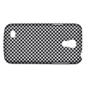 Sports Racing Chess Squares Black White Galaxy S4 Mini View1