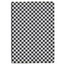 Sports Racing Chess Squares Black White iPad Mini 2 Flip Cases View1